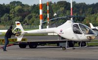 D-HDMB - based at Hamburg Airport - by Nils Berwing