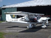 G-CIEE @ EGBO - Resident @ Halfpenny Green - by Paul Massey