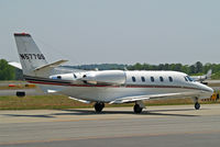 N577QS @ KPDK - Cessna Citation Excel S [560-5735] (NetJets) Atlanta-Dekalb Peachtree~N 22/04/2010