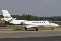 N561AC @ KPDK - Cessna Citation V (560-0218] Atlanta-Dekalb Peachtree~N 21/04/2010