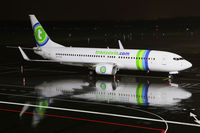 PH-HZG @ EHEH - Rainy night at Eindhoven - by Jeroen Stroes
