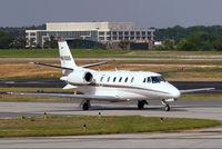 N610QS @ KPDK - Cessna Citation Excel [560-5210] (NetJets) Atlanta-Dekalb Peachtree~N 21/04/2010
