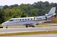 N521RA @ KPDK - Cessna Citation Excel [560-5076] Atlanta-Dekalb Peachtree~N 18/04/2010