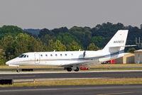 N606CS @ KPDK - Cessna Citation Sovereign [680-0061] (CitationAir) Atlanta-Dekalb Peachtree~N 21/04/2010