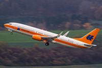 D-ATUF @ EDDR - Boeing 737-8K5, - by Jerzy Maciaszek