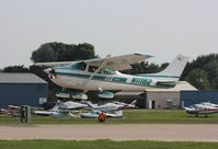 N11182 @ KOSH - Cessna 182Q - by Mark Pasqualino