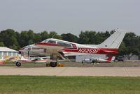 N2259F @ KOSH - Cessna 310L - by Mark Pasqualino