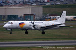 G-MANH @ EGBB - West Atlantic Airlines - by Chris Hall