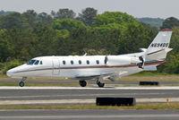 N694QS @ KPDK - Cessna Citation Excel [560-5194] (NetJets) Atlanta-Dekalb Peachtree~N 22/04/2010