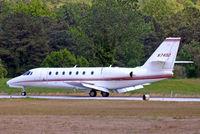 N7402 @ KPDK - Cessna Citation Sovereign [680-0082] Atlanta-Dekalb Peachtree~N 21/04/2010