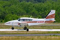 N3611B @ KPDK - Piper PA-23-250 Aztec E [27-4579] Atlanta-Dekalb Peachtree~N 22/04/2010 - by Ray Barber