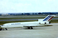 F-BPJM @ EGLL - Boeing 727-228 [20204] (Air France) Heathrow~G 24/06/1978. From a slide.