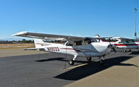 N10033 @ KRHV - Adventure Air (Bakersfield, CA) 2005 Cessna 172S parked on the visitor's ramp at Reid Hillview Airport, San Jose, CA. - by Chris Leipelt