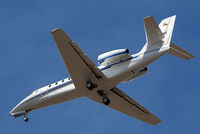 D-CAHH @ EGLL - Cessna Citation Sovereign [680-0226] (Aerowest Gmbh) Home~G 24/07/2010. On approach 27R. - by Ray Barber