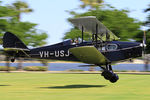 VH-USJ - 2015 LANGLEY PARK FLY IN,  PERTH CITY,  WESTERN AUSTRALIA - by Bill Mallinson