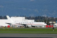 C-FPIJ @ YVR - Stripes added to previous white fuselage. - by metricbolt