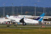 C-GYWJ @ YVR - Departure from YVR - by metricbolt