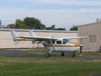 N1319L @ I73 - Cessna 337 Skymaster - by Christian Maurer