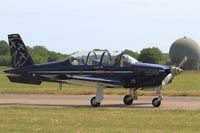 99 @ LFOT - Socata TB-30 Epsilon, Taxiing to parking area, Tours Air Base 705 (LFOT-TUF) Open day 2015 - by Yves-Q