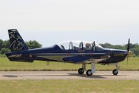 113 @ LFOT - Socata TB-30 Epsilon, Taxiing to parking area, Tours Air Base 705 (LFOT-TUF) Open day 2015 - by Yves-Q