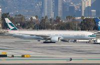 B-KQK @ KLAX - Boeing 777-300ER - by Mark Pasqualino
