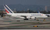 F-HPJH @ LAX - Air France