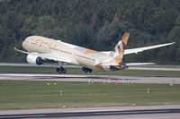 A6-BLE @ LSZH - Departing Zurich - by alanh