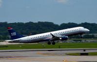 N956UW @ KDCA - Takeoff National - by Ronald Barker