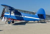 2613 @ EDDS - 2613 ex Polish AF  displayed on the viewing terrace Stuttgart 20.8.15 - by GTF4J2M