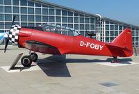 D-FOBY @ EDDS - D-FOBY at Stuttgart 20.8.15 - by GTF4J2M