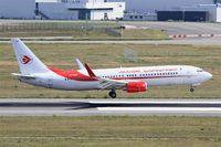 7T-VKF @ LFBO - Boeing 737-8D6, On final rwy 14R, Toulouse-Blagnac airport (LFBO-TLS) - by Yves-Q