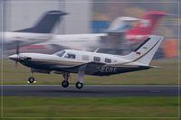D-ECBE @ EDDR - Piper PA-46-500TP Malibu Meridian, - by Jerzy Maciaszek