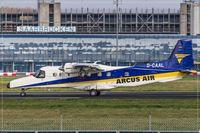 D-CAAL @ EDDR - Dornier 228-202K - by Jerzy Maciaszek