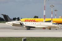 C5-MAF @ LMML - Embraer ERJ135 Legacy C5-MAF Tarco Airlines - by Raymond Zammit