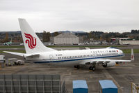 B-6499 @ KRNT - Air China 737 at the Renton Airport - by Eric Olsen