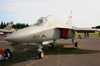 327 @ LFOT - Alenia Aermacchi M-346 Master, Static display, Tours-St Symphorien Air Base 705 (LFOT-TUF) Open day 2015 - by Yves-Q