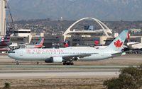 C-GHLA @ KLAX - Boeing 767-300 - by Mark Pasqualino
