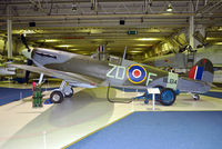 BL614 - On display at RAF Museum Hendon. - by Arjun Sarup