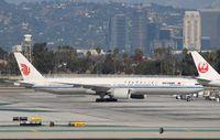 B-2040 @ KLAX - Boeing 777-300ER - by Mark Pasqualino