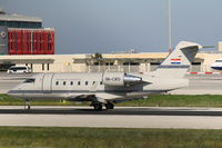 9A-CRO @ LMML - Canadair CL-600 Challenger 604 9A-CRO Government of Croatia - by Raymond Zammit