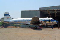 ZS-BMH @ FASK - Douglas DC-4-1009 [43157] (South African Airways Historic Flight) Swartkop~ZS 06/10/2003