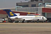 ZS-ODO @ FAJS - Boeing 727-231 [20843] (Nationwide Air) Johannesburg-International~ZS 22/09/2006