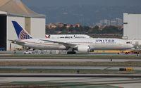 N26952 @ LAX - United 787-9
