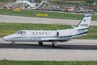 9H-PAL @ LMML - Cessna550 Bravo 9H-PAL Maleth Aero - by Raymond Zammit