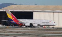 HL7625 @ KLAX - Airbus A380-841