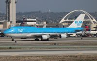PH-BFP @ LAX - KLM Asia 747-400