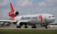PH-MCY @ MIA - Martinair MD-11 - by Florida Metal
