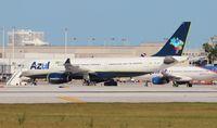 PR-AIZ @ FLL - Azul A330
