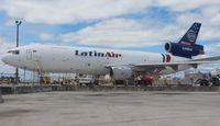 PR-LSA @ MIA - Latin Air Cargo