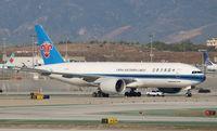 B-2041 @ KLAX - Boeing 777-F1B - by Mark Pasqualino